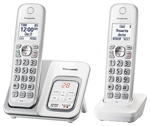 Top 10 Cordless Phone Answering Machine - Electronics Features