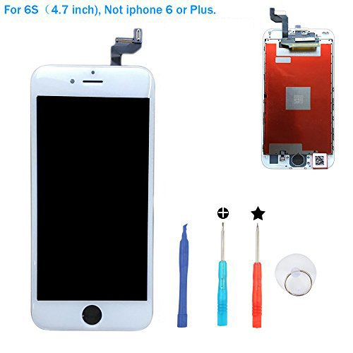 Replacement LCD Screen Digitizer with tools and 3D Touch for iphone 6s screenwhite-0