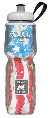 Polar Bottle Insulated Water Bottle 24-Ounce Star Spangled