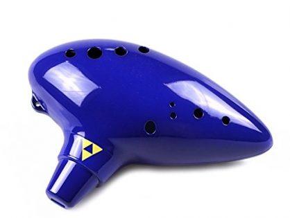 Legend of Zelda Bass Plastic Ocarina in C Major