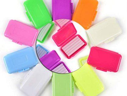 10 Box Orthodontic Dental Wax F/Bracket Brace Gum Irritation All Color 10 Scent