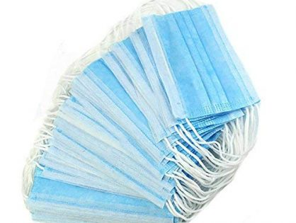 Disposable Face Masks Pack of 15ct