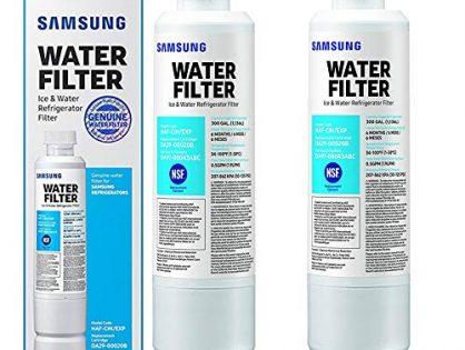 Samsung Refrigerator Water Filter Compatible DA29-00020B,DA2900020A,DA97-08006A-B,HAF-CINEXP (2 Pack)