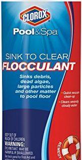 Cloroxx 59032CLX Sink to Clear Flocculent, 1-Quart