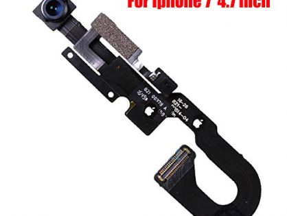 """Afeax OEM Compatible with iPhone Face Front Camera with Sensor Proximity Light and Microphone Flex Cable Replacement for iPhone 7 4.7"""""""