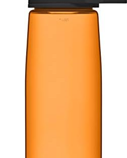CamelBak Chute Mag BPA Free Water Bottle 25 oz, Lava