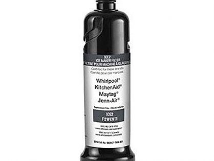 Whirlpool OEM Part No. F2WC9I1, Replaces Parts: W10565350, W10480323 - Whirlpool ICE2 Ice Maker Water Filter For 50 Pound Ice Machines