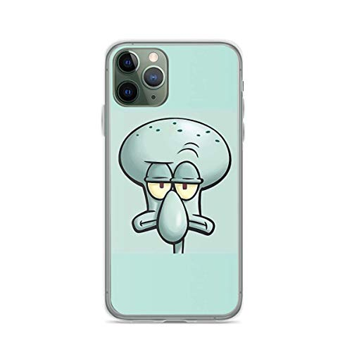 Top 10 Squidward iPhone Case - Cell Phone Basic Cases