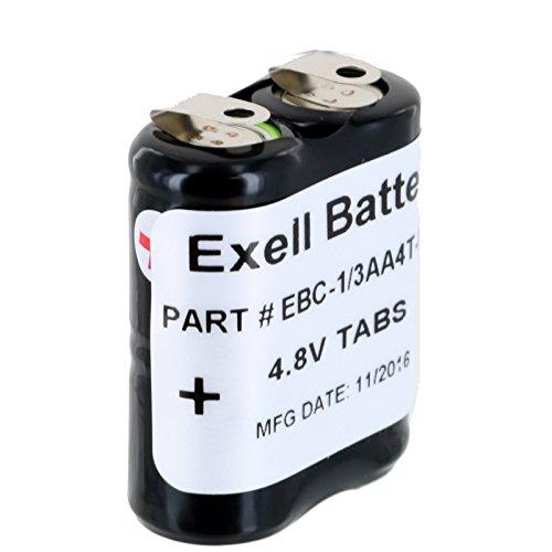 Top 5 4.8V 300mAh Battery Pack - Two-Way Radio Batteries