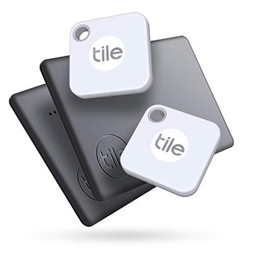 Top 9 Tiles Tracker 4 Pack Slim - Item Finders