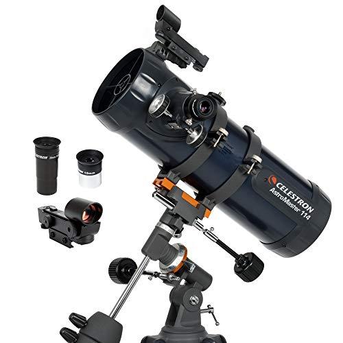 Top 10 AstroMaster 114EQ Telescope - Telescope Reflectors