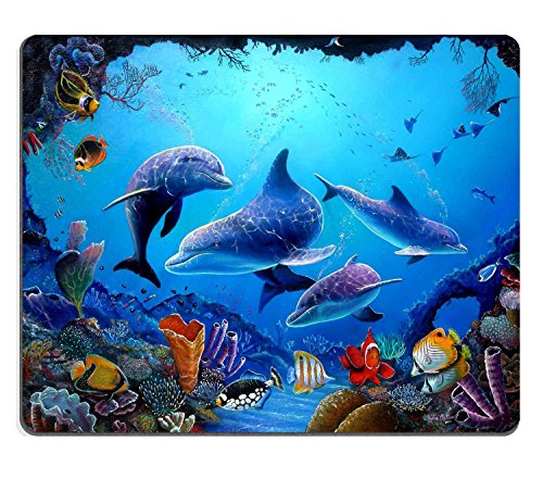 Top 10 Dolphin Mouse Pad - Mouse Pads